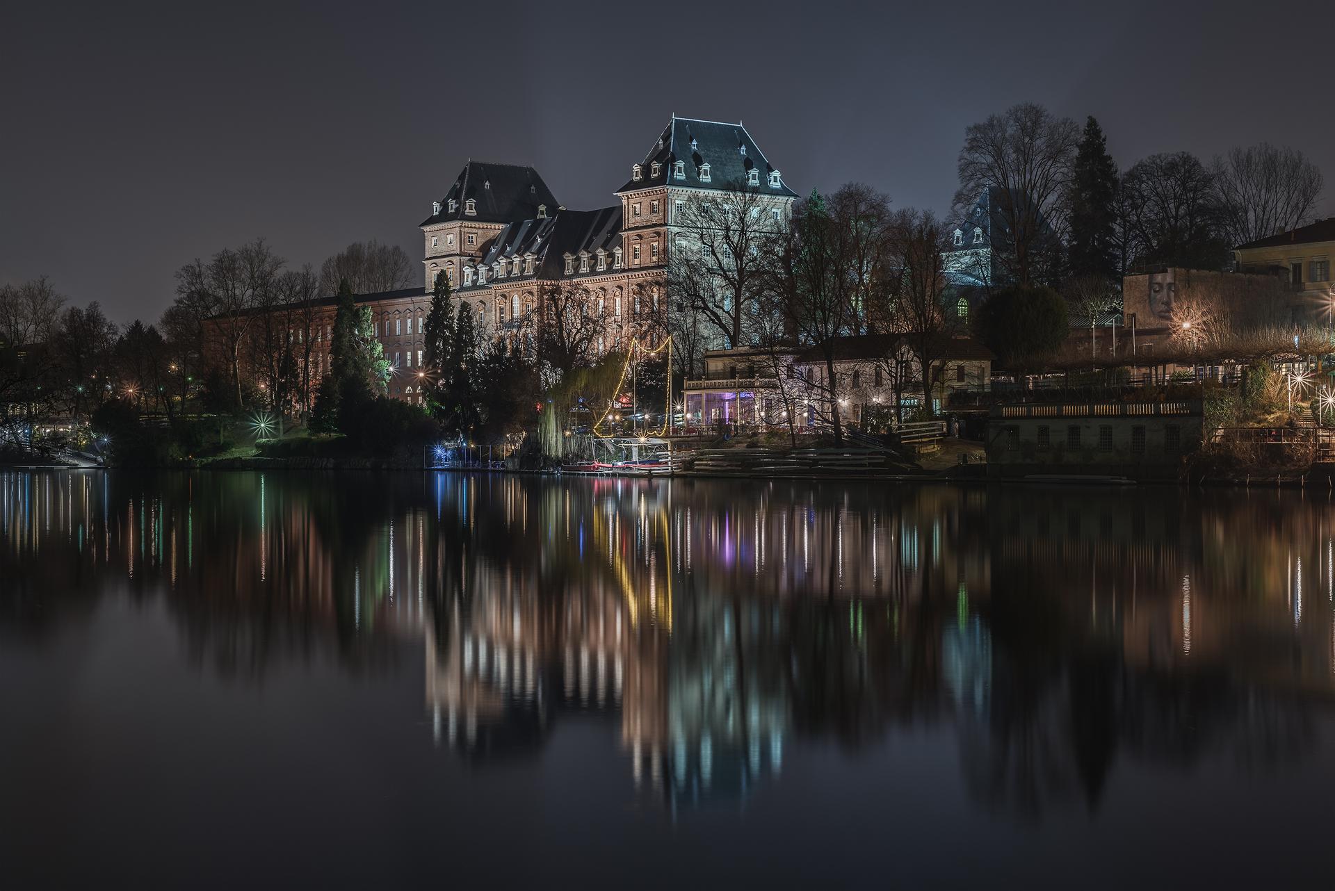 Castello Del Valentino - Torino